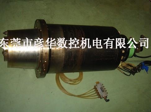 KMC-1800DV-01 BT40高明龙门加工中心电主轴维修